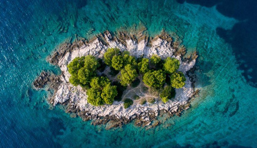 island villas rent croatia