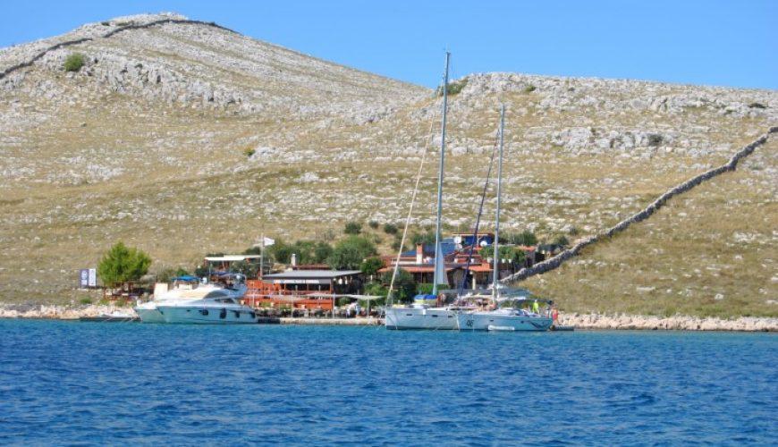 Kornati Archipelago Zadar area