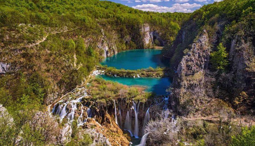 plitvice lakes waterfalls tour