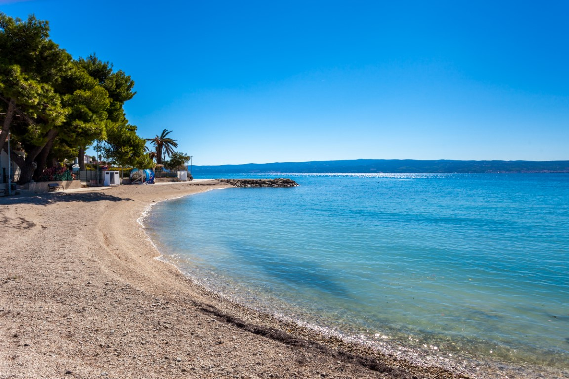 Croatia holiday villas rent on the beach