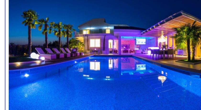 Luxury villa for rent Pag island Croatia