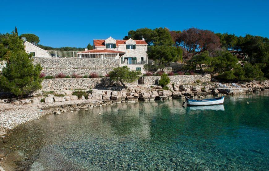 Виллы в хорватии на побережье аренда дубай алкоголь