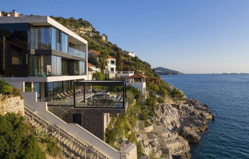 виллы в хорватии на побережье аренда