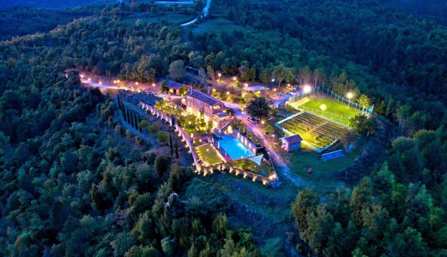Croatia Istria Motovun Luxury 5 star villa for rent