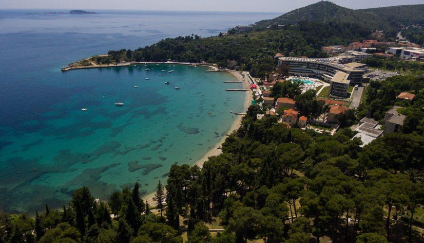 Croatia Dubrovnik Mlini Pool villa near beach for rent