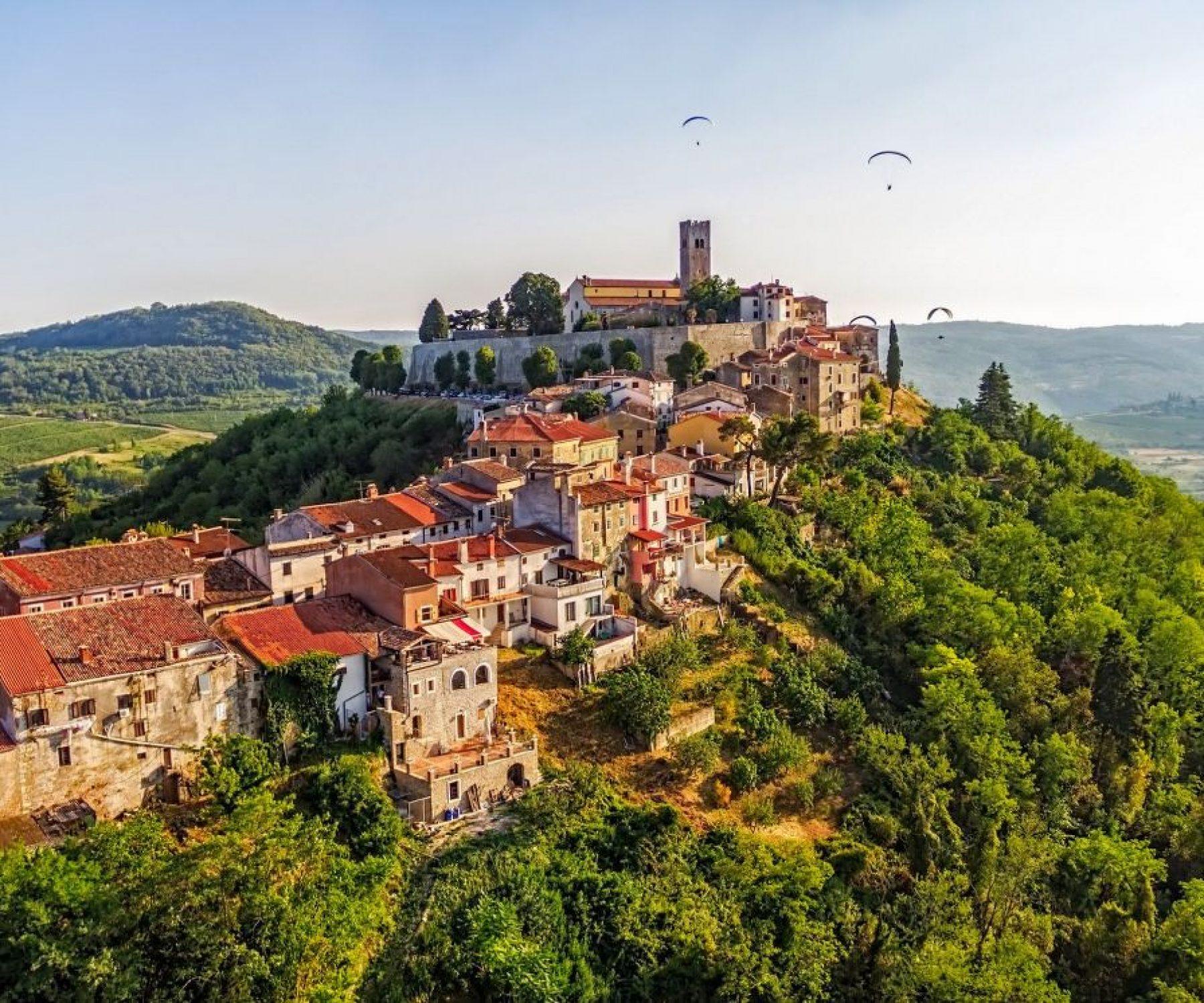 Croatia's top destinations in 2021